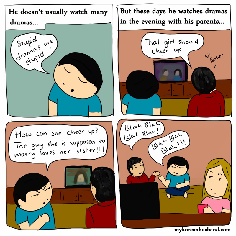 Dramas in the evening