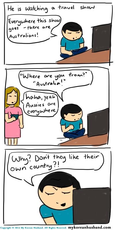 Australians everywhere