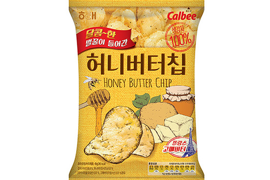 honey butter chips