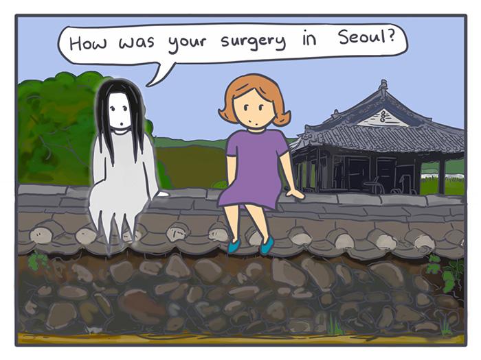 Nicholalala Ghost Conversation