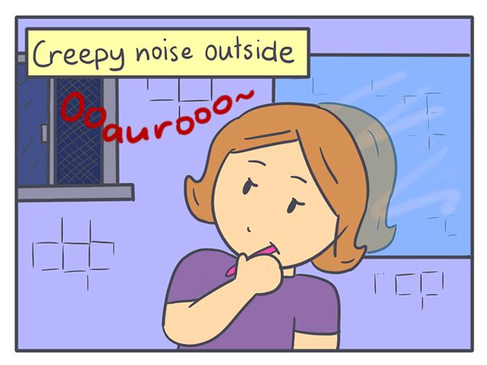 Nicholalala Episode Noise Outside