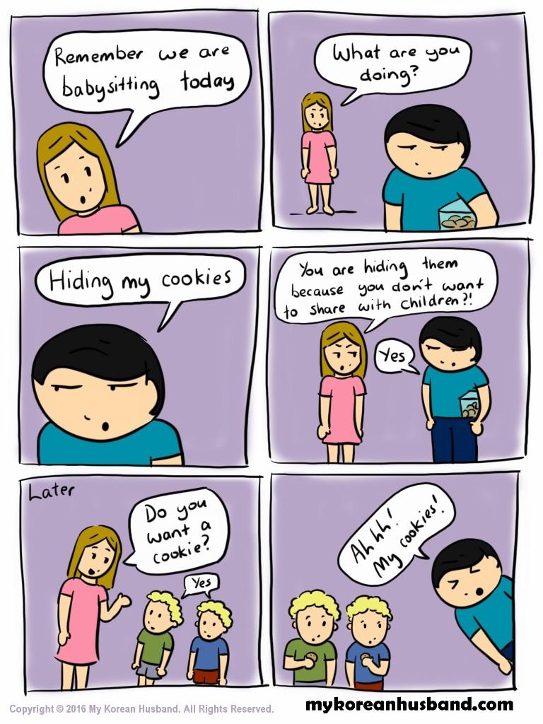 Sharing Cookies