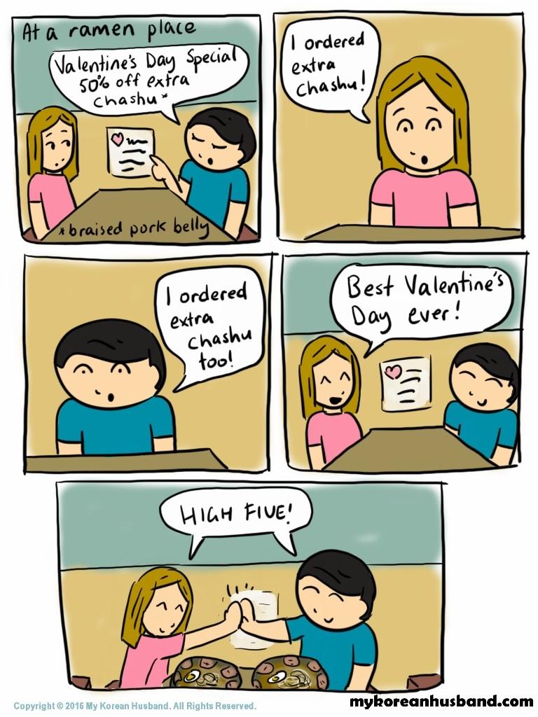 Valentine Ramen