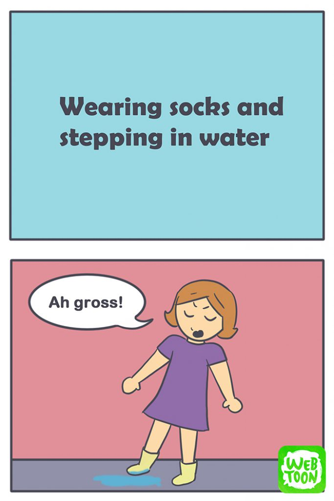 Annoying things