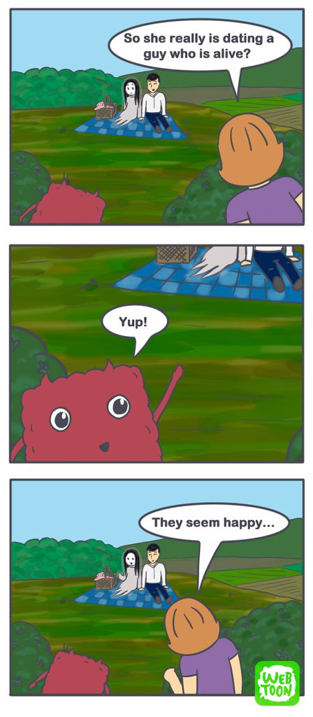 Nicholalala webtoon